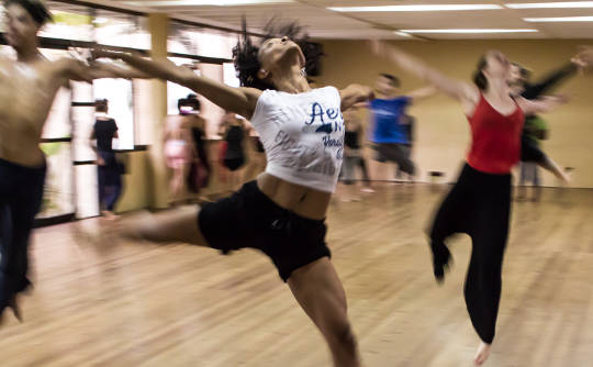Creative Dancing Changes Everything, Even Health and Lifestyle
