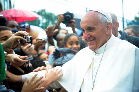 Why Pope Francis Is Reviving A Long Tradition Of Local Variations In Catholic Services