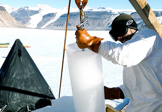 Ice Cores Indicate Even Higher Methane Emissions Than Previously Believed