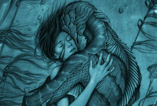 The Shape Of Water: Choosing Love Over Fear