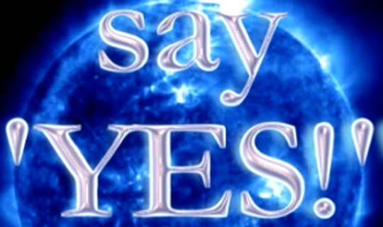 The YES Frequency: Learning New Ways of Being