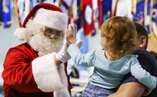 Can Lies About Santa Be Good For Your Child?