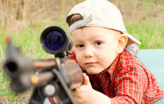 People Who Shoot Guns Risk Unhealthy Levels Of Lead Exposure