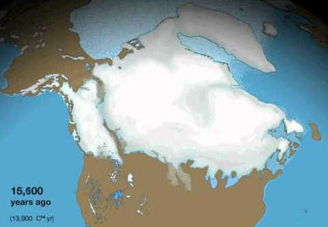 Scientists Find Answer To Ice Age's Laurentide Paradox