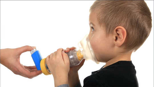 Personer med astma saknar en luftvägs 'muskelavslappnad'