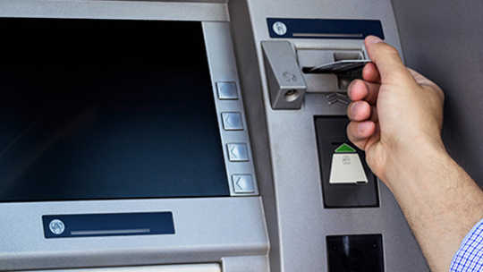What ATMs Dispense Is More Than Mere Money