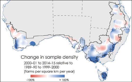 호주 농민들이 기후 변화에 적응하는 방법
