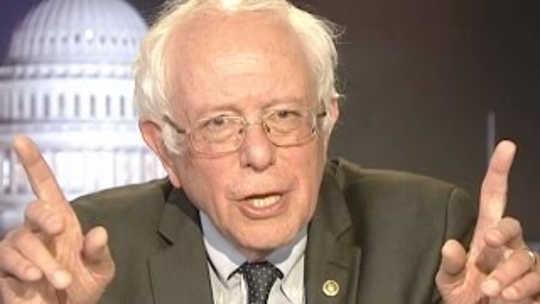 Bernie Sanders Responde Com A Verdade Ao Discurso Do Presidente E Con Maciço