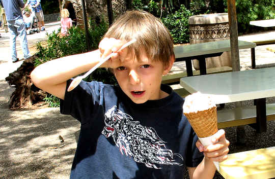 Does Your Brain Really Freeze When You Eat Ice Cream Too Fast?