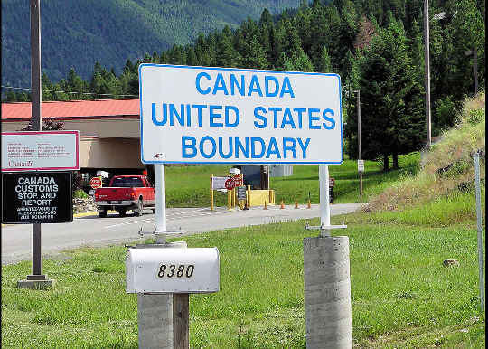 What Is The New Administration's Border Plan For Canada?