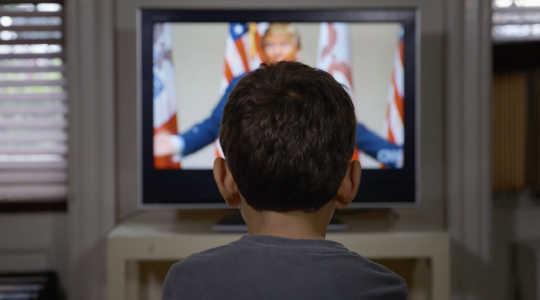 트럼프 시대의 어린이 불안을 퇴치하는 방법