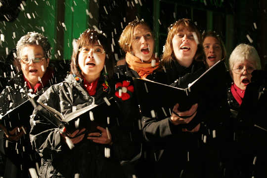 Christmas Carolling Is Not About Religion – It's About Community