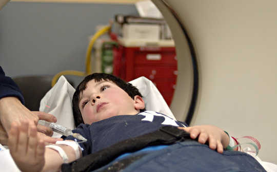 Weighing The Risks And Benefits Of CT Scans In Childhood