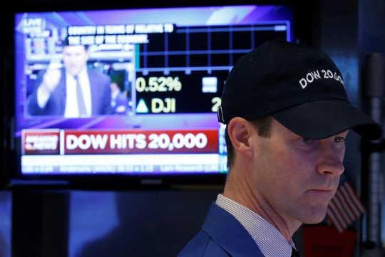 Mengapa Dow 20,000 Wall Street Sama sekali tidak berarti