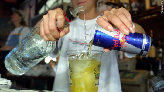 Why Energy Drinks And Alcohol Are Psychologically A Risky Mix
