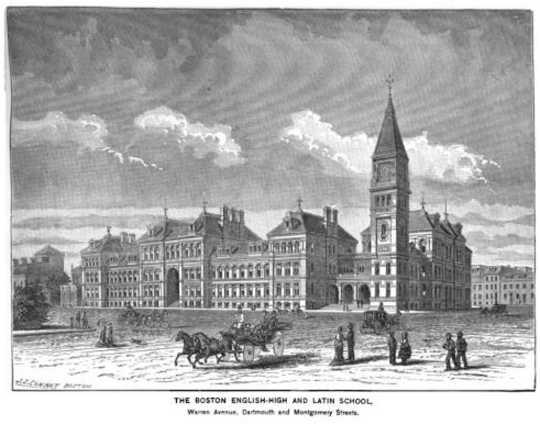 Vai trò của Chính phủ Liên bang trong giáo dục có một lịch sử lâu dài