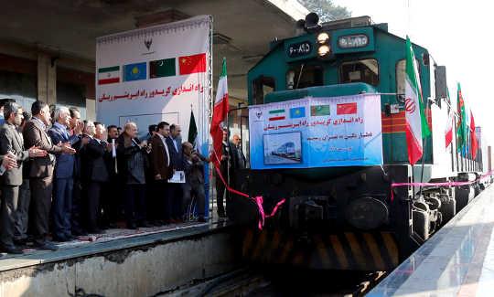 Ang Bagong Silk Road ng Tsina ay Lahat ng Bahagi ng Mahusay na Diskarte Para sa Pandaigdigang Impluwensya