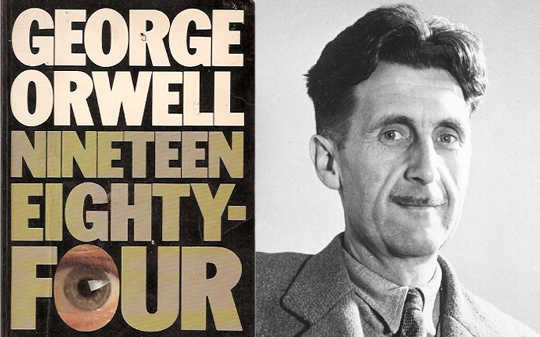 Why 2017 Is Stranger Than Orwell's 1984 He Imagined In 1949