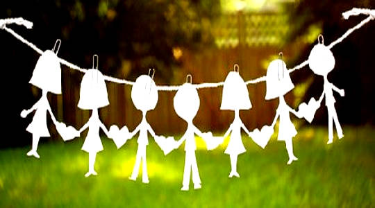 Centrándose en las diferencias crea falta de armonía o alegría?