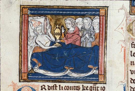 क्या वास्तव में पवित्र कंघी बनानेवाले की रेती है - और इसका अर्थ सदी के लिए हमें किस तरह से भरा हुआ है?