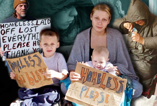 New Evidence that Poor Americans Pay the Highest Taxes and Get Little of the Safety Net