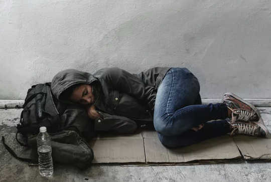 How Homeless Women Have Little Choice But To Use Sex For Survival
