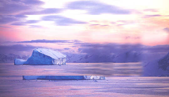 Why Rival Theories About The Orgin Of Antarctica May Both Be True