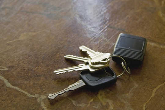 Why You Are Constantly Searching For Your Keys