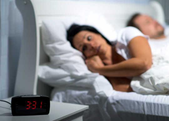 چگونگی رفع خواب عمیق ما می تواند ما را سالم حفظ کند
