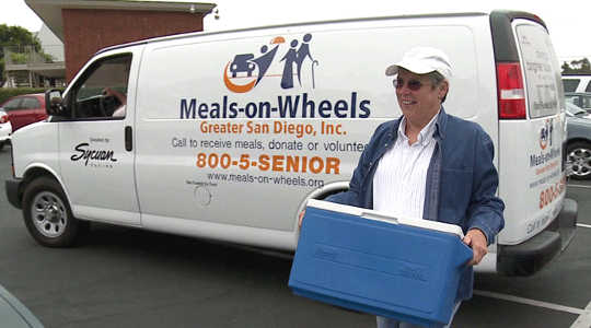 What Should Be Considered Before Axing Meals On Wheels Funds
