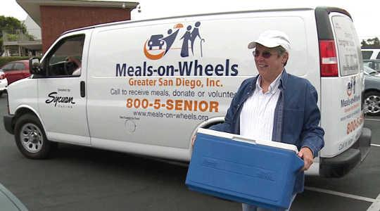 Vad bör beaktas innan man får måltider på hjulfonder