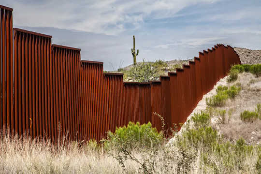 Why The Unspoken Violence Of Border Walls Should Also Be Considered