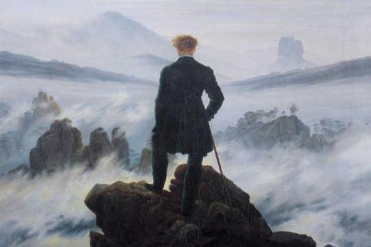 Pagdekord ng Richard Strauss ng Alpine Symphony