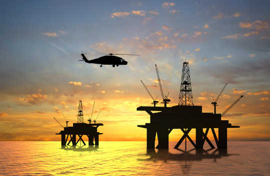 रिपब्लिकन दे रहे हैं तेल उद्योग क्या यह चाहता है - कम पारदर्शिता