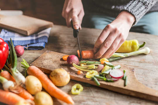 How Chefs And Home Cooks Are Rolling The Dice On Food Safety