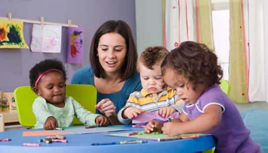 Why Are Personality Traits Contagious At Preschool?