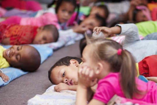 Science Shows Preschoolers Learn Words Best If They Have A Nap