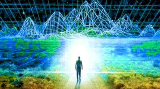 Ένας άπειρος αριθμός πιθανών πραγματικοτήτων: Αυτό που βλέπετε είναι αυτό που παίρνετε