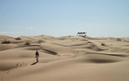 Hoe mensen de Sahara van het tropische paradijs naar de kale woestijn hebben getransformeerd