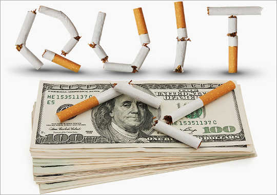 Does Paying People To Stop Smoking Work?