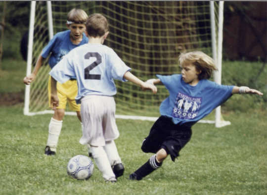 Why It's How Children Play That Matters, Not The Sport