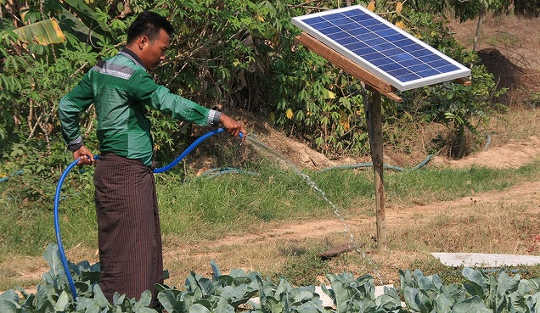 How Solar Energy Powers Sustainable Solutions