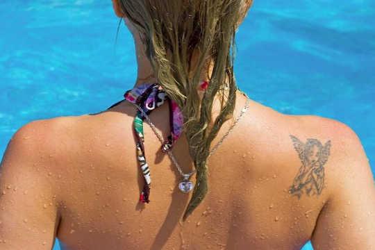 Ett nytt sätt att ta bort tatueringar som kräver mindre syfte