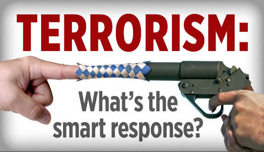 6 Reasons Why Stopping Terrorism Is So Challenging