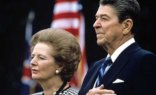 Thatcher, Reagan And Robin Hood: A History Of Modern Wealth Inequality