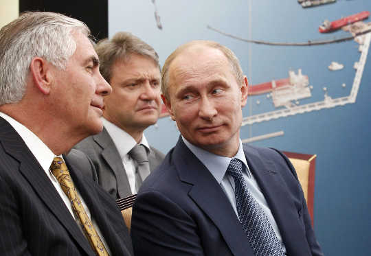 Rex Tillerson Used Secret Alias to Talk Climate While CEO of Exxon