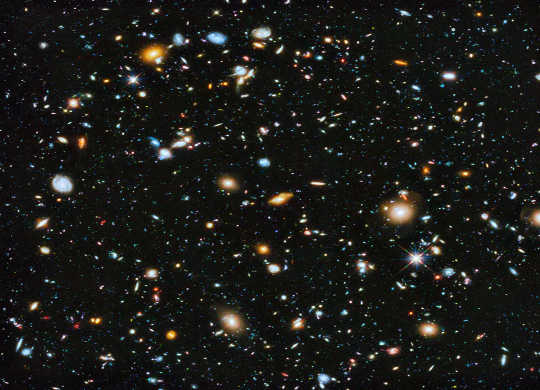 Does The Size Of The Universe Prove God Doesn't Exist?