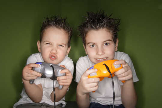 Electronic Games: How Much Is Too Much For Kids?