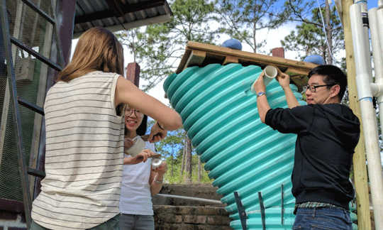 This Invention Lets Rural Hondurans Clean Their Water And Own the Treatment Plants