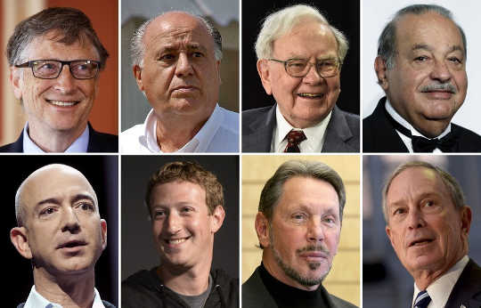 Do 8 Men Really Control The Same Wealth As The Poorest Half Of The Global Population?